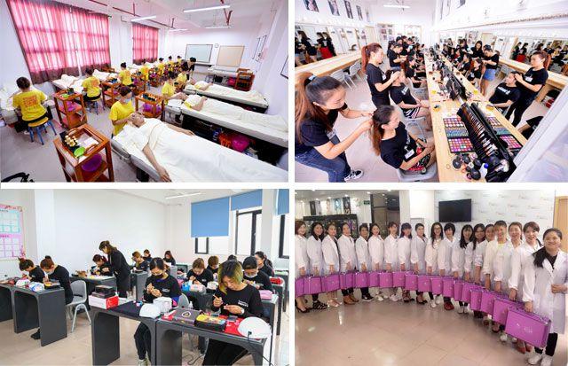 2021最新伊丽莎白美容培训学校学费,美容化妆美甲学费一般多少